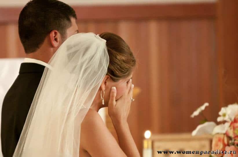 Если перед свадьбой умирает родственник примета