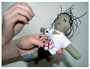 кукла вуду в домашних условиях