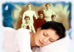 Могила родственников во сне