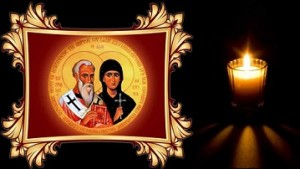 Молитва Киприану и Иустине от порчи