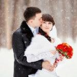 Свадьба в январе 2018 — благоприятные дни