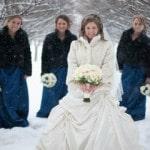 Свадьба в феврале 2016: народные приметы