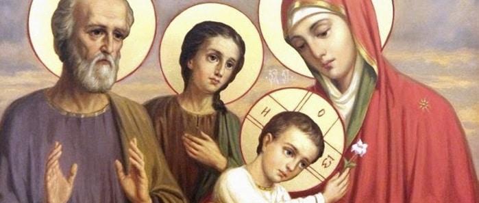 Молитва Пресвятой Богородице перед иконой Трех Радостей