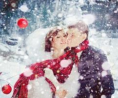 свадьбав январе