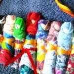 Как сделать куклу оберег своими руками из ткани