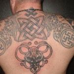 Символика, особенности и значение славянских татуировок. Славянские руны.