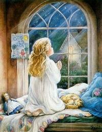Молитва чтобы заснул ребенок