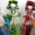 Создание куклы-мотанки своими руками