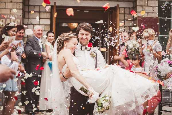 лучшие дни для свадьбы в мае
