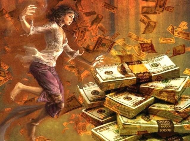 Сильный заговор на крупный выигрыш в лотерею