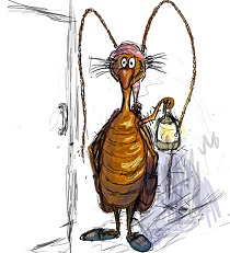 К чему снятся тараканы во сне