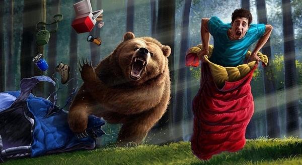 К чему снится медведь женщине или мужчине