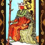 Значение карты король жезлов в Таро