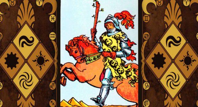 Значение карты рыцарь жезлов в таро