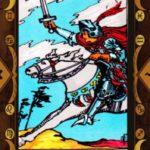 Значение рыцаря мечей в таро