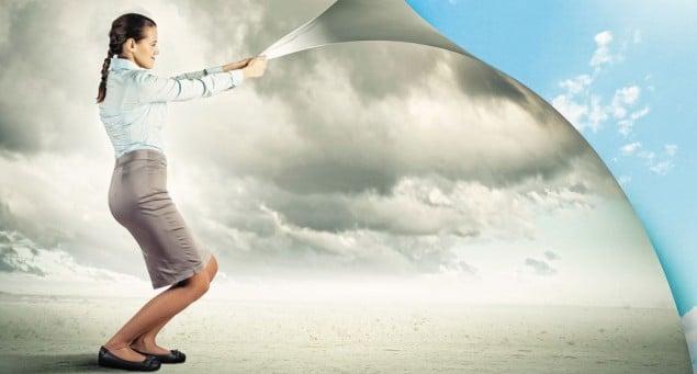 Сонник: к чему снится дождь во сне для женщины