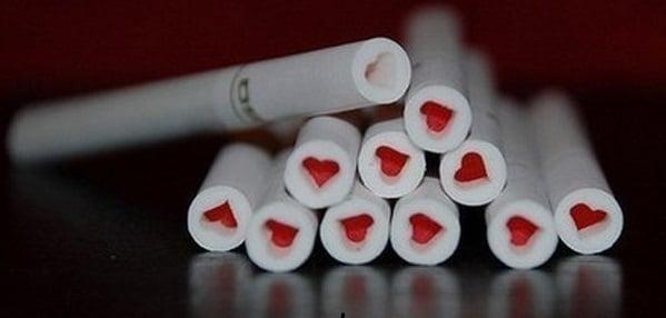 обряд сигареты с кровью