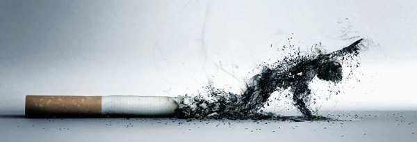 против курения сигарета