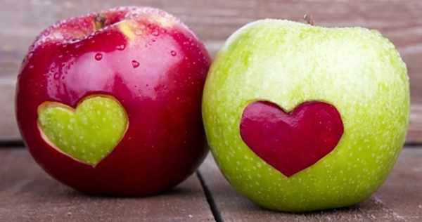 приворот на яблоках