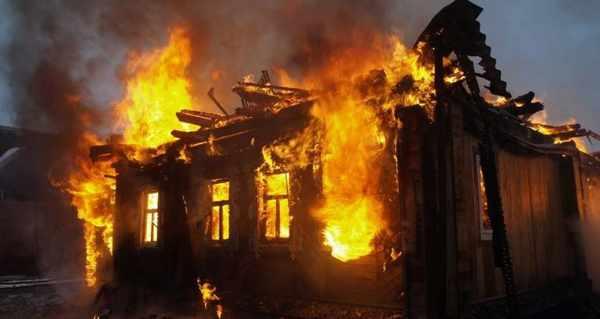 пожар охватывает дом сонник