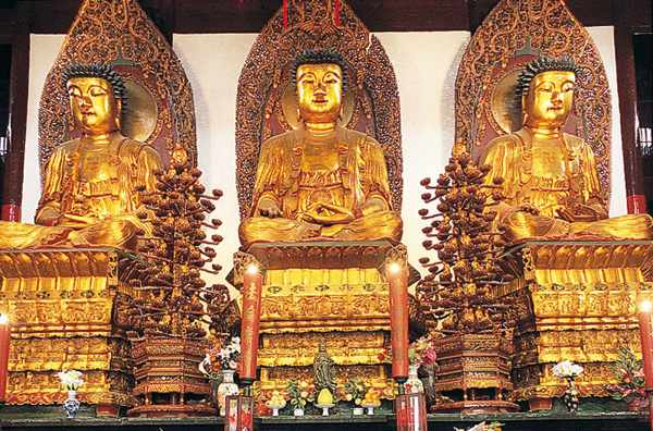 три тела будды