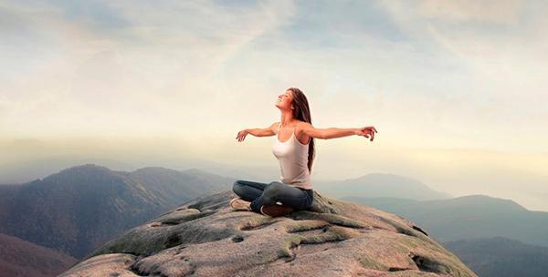 выбор места для медитации