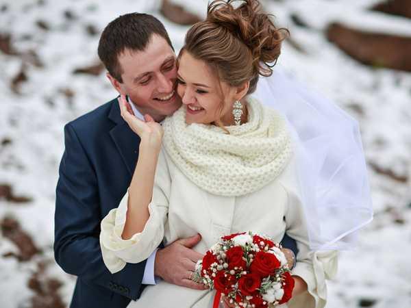 бракосочетание в марте