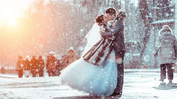 дата свадьбы в декабре
